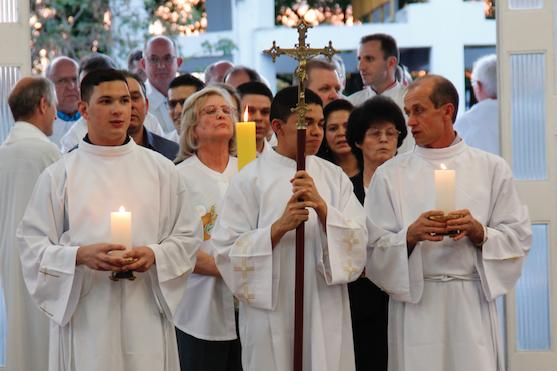 A mistagogia das procissões de entrada e saída na ação litúrgica