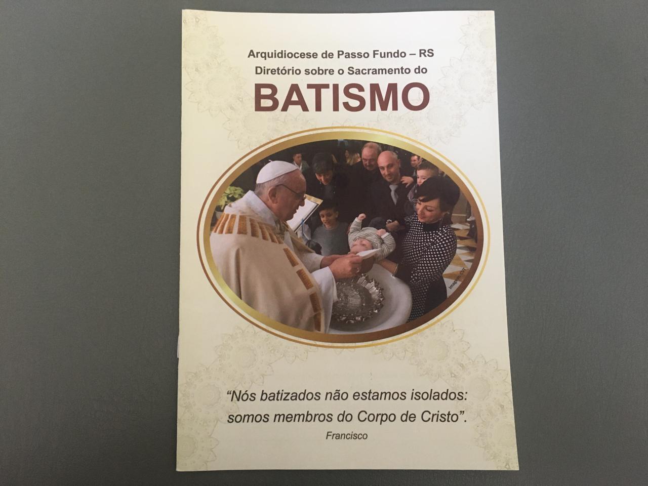 Diretório sobre o Sacramento do Batismo