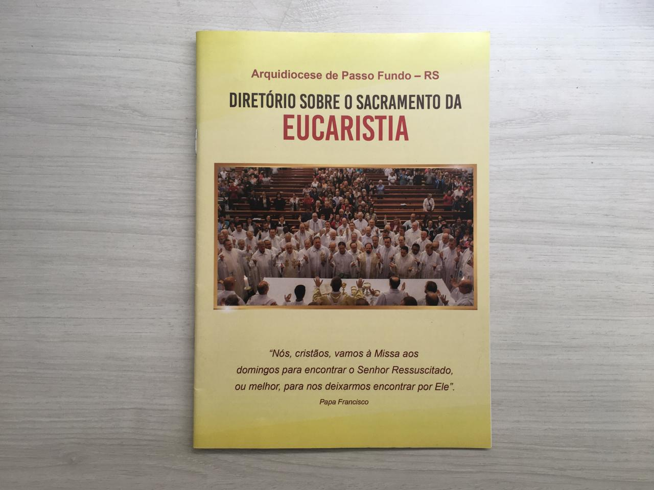 Diretório sobre o Sacramento da Eucaristia
