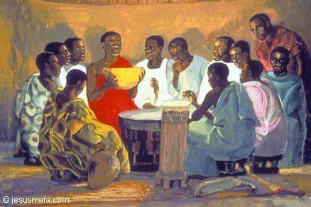 Missão da Igreja junto ao povo negro
