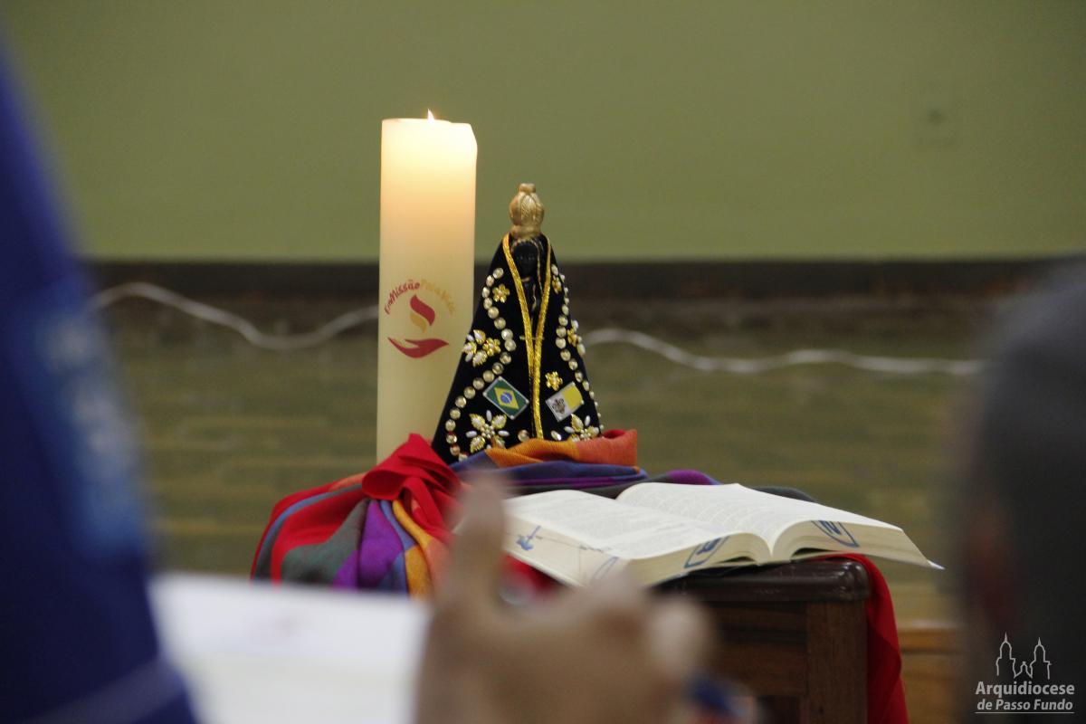 Setor Juventude reúne lideranças na Arquidiocese