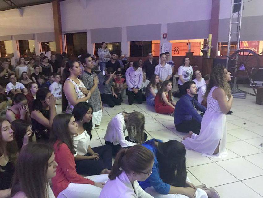 Romaria: Aparecida, clamamos por paz!