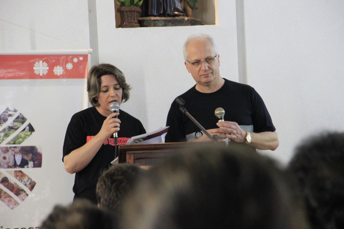 Cáritas: 55 anos de atuação na Arquidiocese