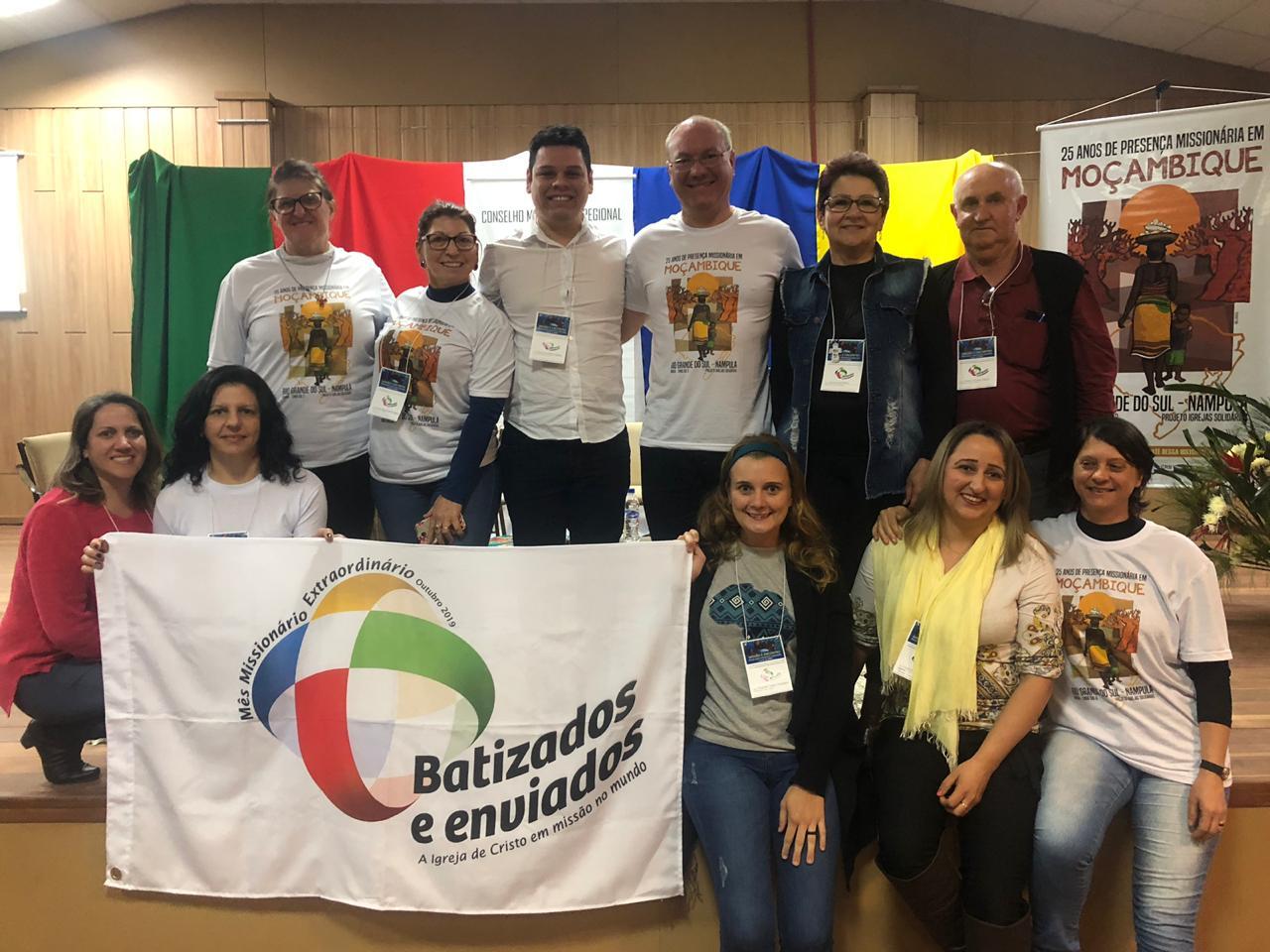 COMIDI: Arquidiocese de Passo Fundo participa de formação missionária