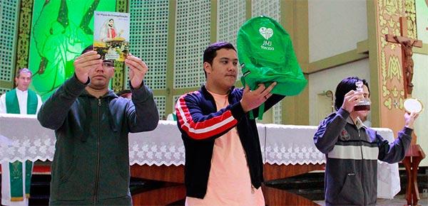 Celebração marca Lançamento do Ano da Juventude na Arquidiocese