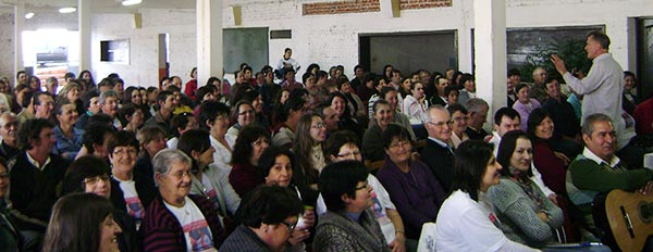 Missões na Paróquia Nossa Senhora dos Navegantes, de Ronda Alta