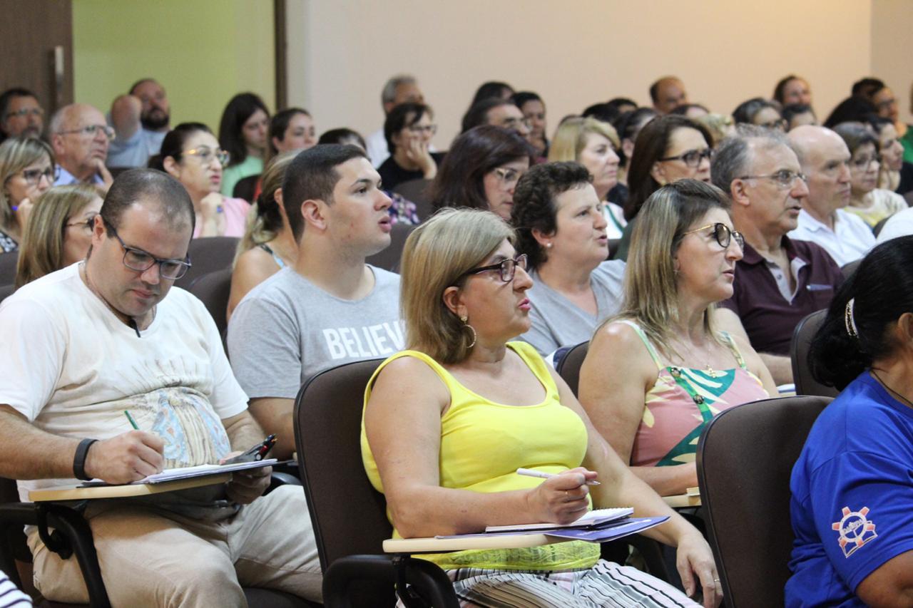 CF 2020: Seminários reúnem lideranças para formação