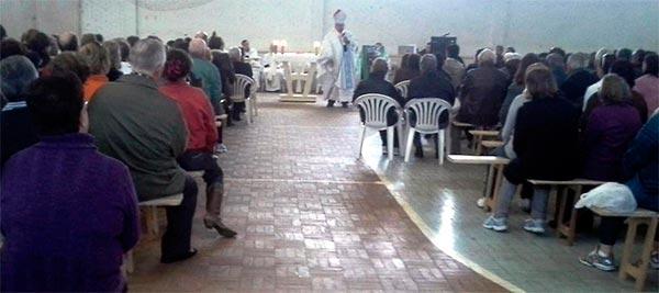 Missa Vocacional reúne centenas de pessoas no Santuário Aparecida