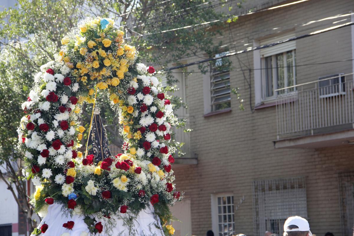Romaria de Nossa Senhora Aparecida: um clamor pela paz