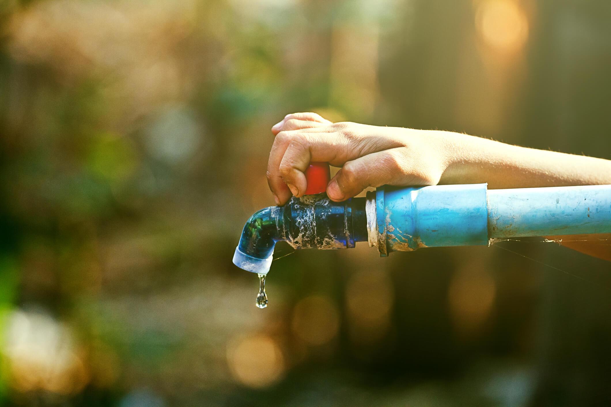 No Dia Mundial da Água, em mensagem o Papa pede ação sem demora para não desperdiçar e poluir