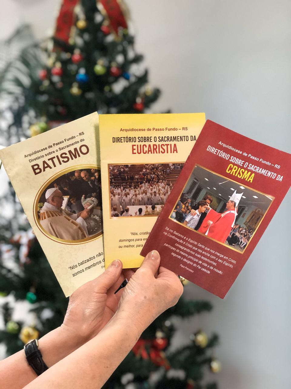 Diretório da Arquidiocese movimenta a formação durante o ano