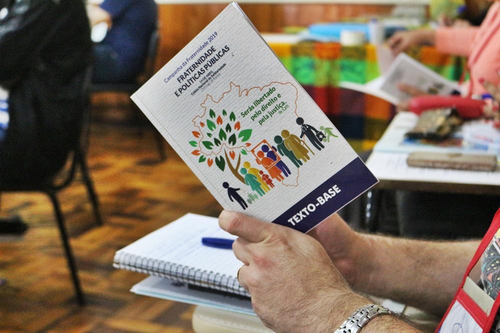 CF 2019: Texto-base incentiva participação dos cidadãos na construção de Políticas Públicas