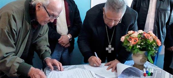Fundação Lucas Araújo e Prefeitura firmam parceria para ampliação de vagas