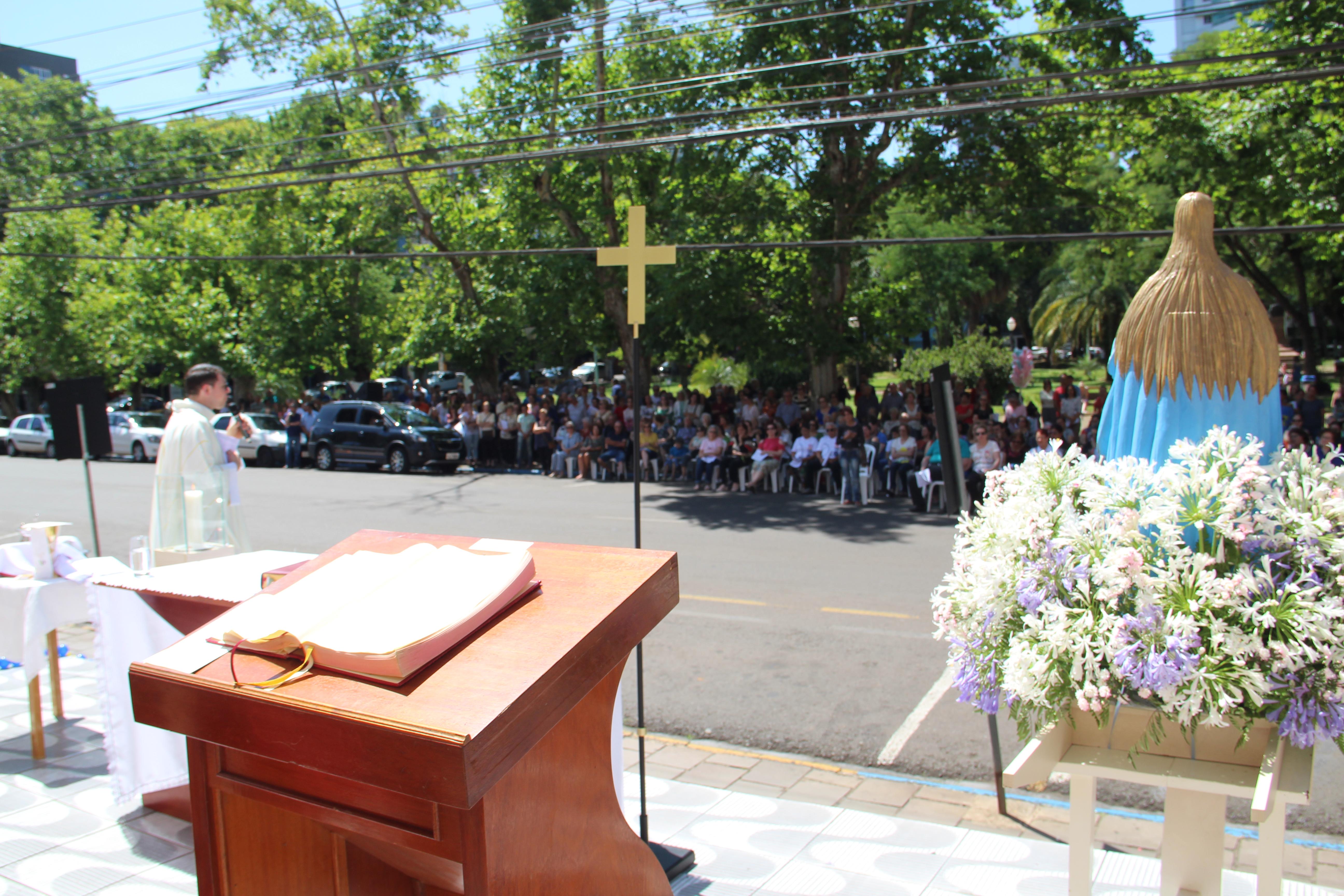Nossa Senhora da Conceição: festa da padroeira reúne a comunidade