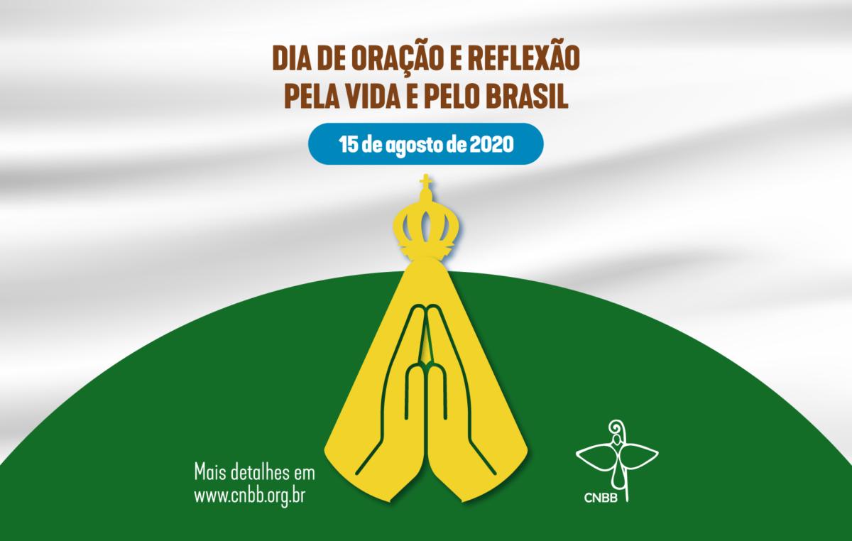 """No próximo sábado, Igreja no Brasil se une em """"Dia de Oração pela Vida e pelo Brasil"""""""