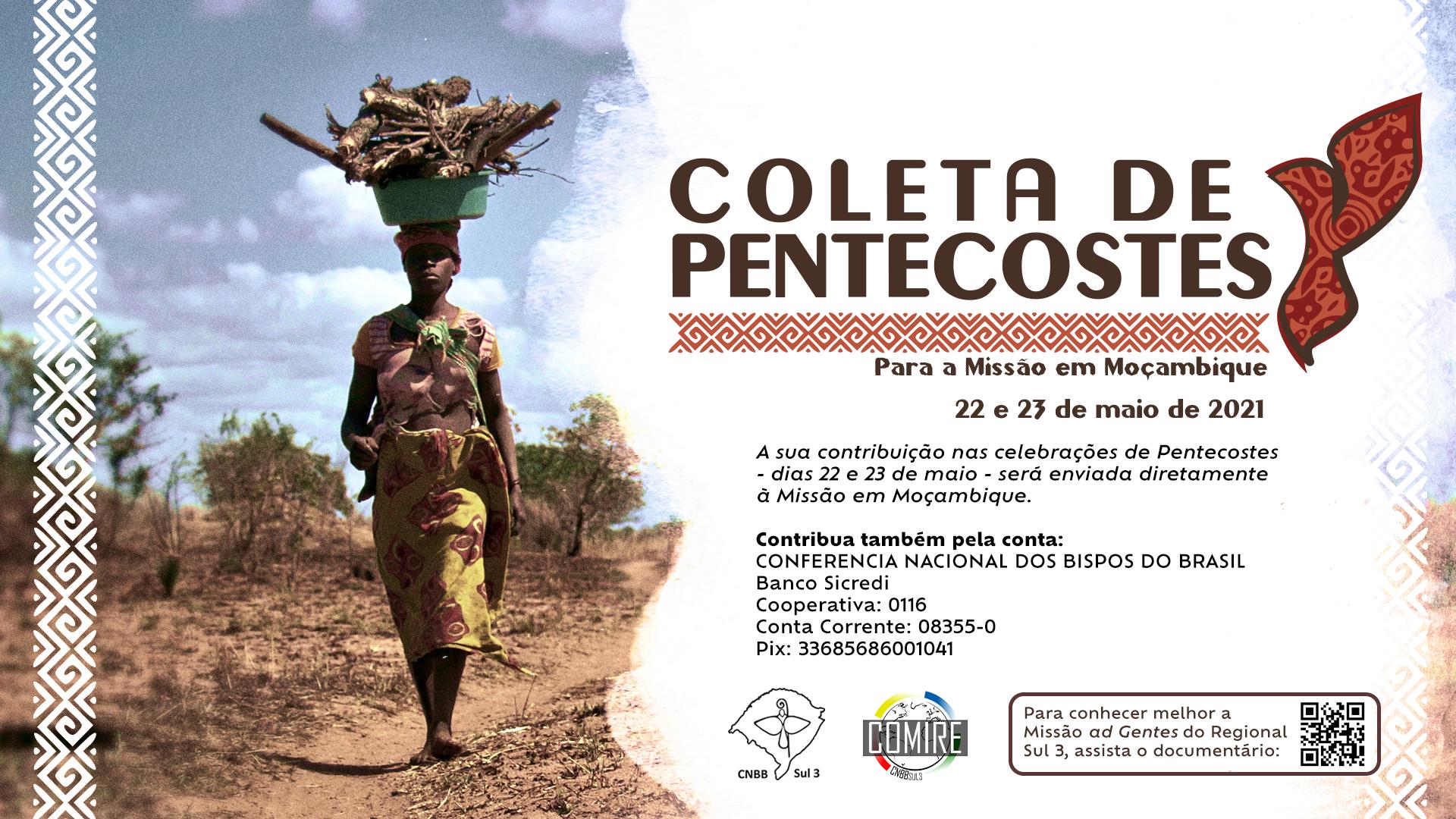 Igreja do Rio Grande do Sul promove coleta em favor da Missão em Moçambique