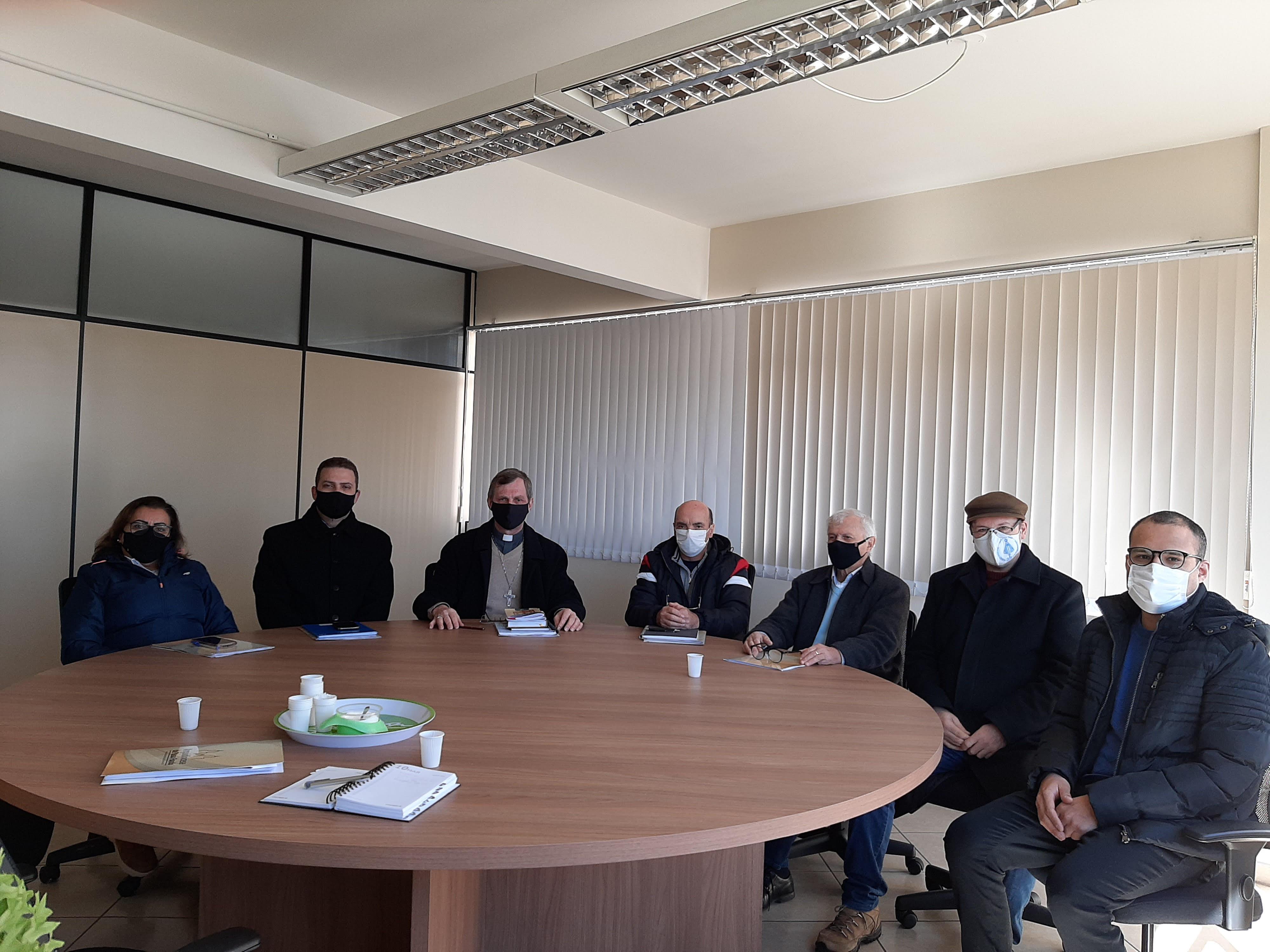 Arquidiocese retoma reuniões presenciais do Conselho Econômico