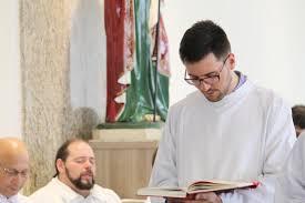 Moisés Geremia será ordenado Diácono