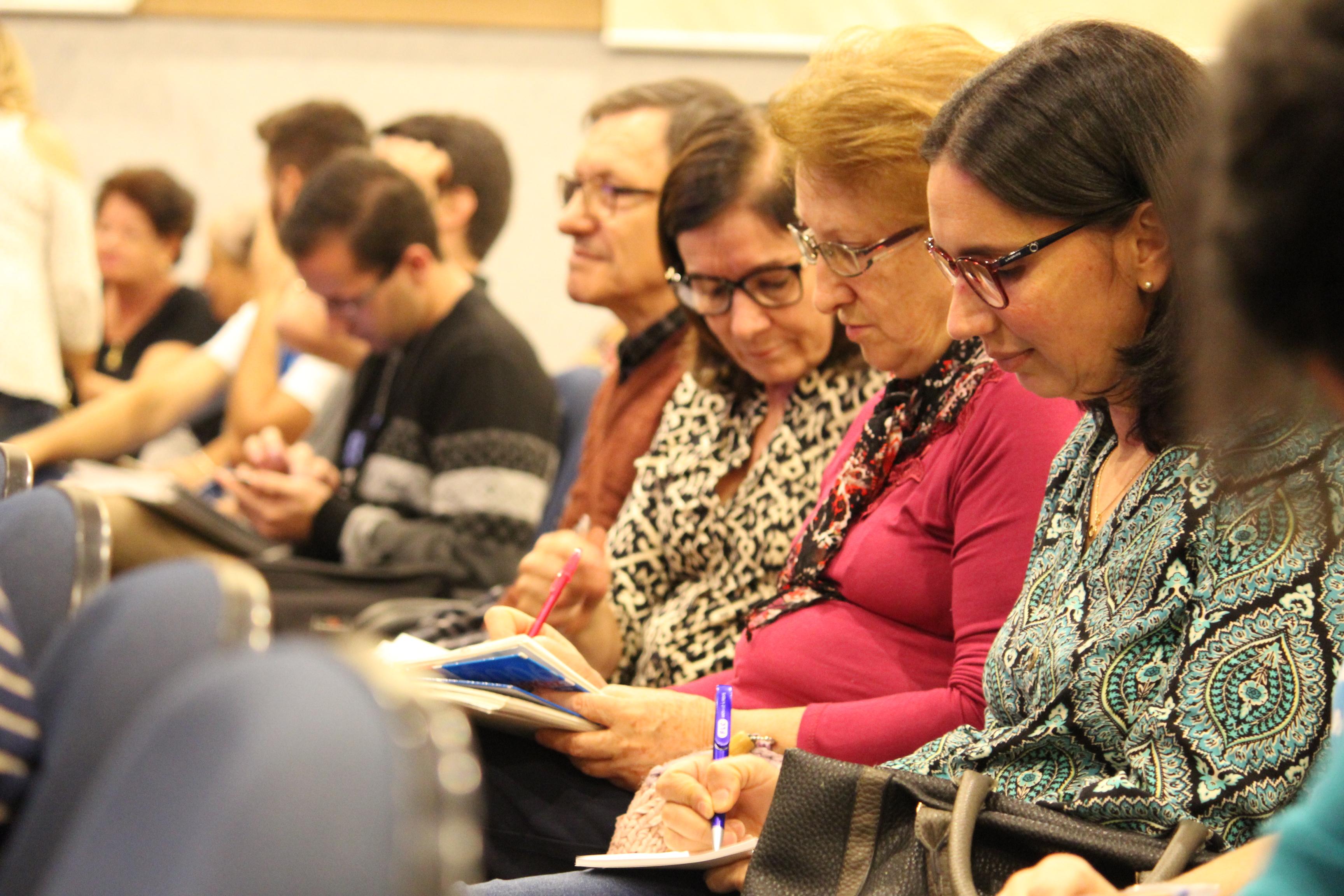 Seminários refletem a temática da Campanha da Fraternidade 2020