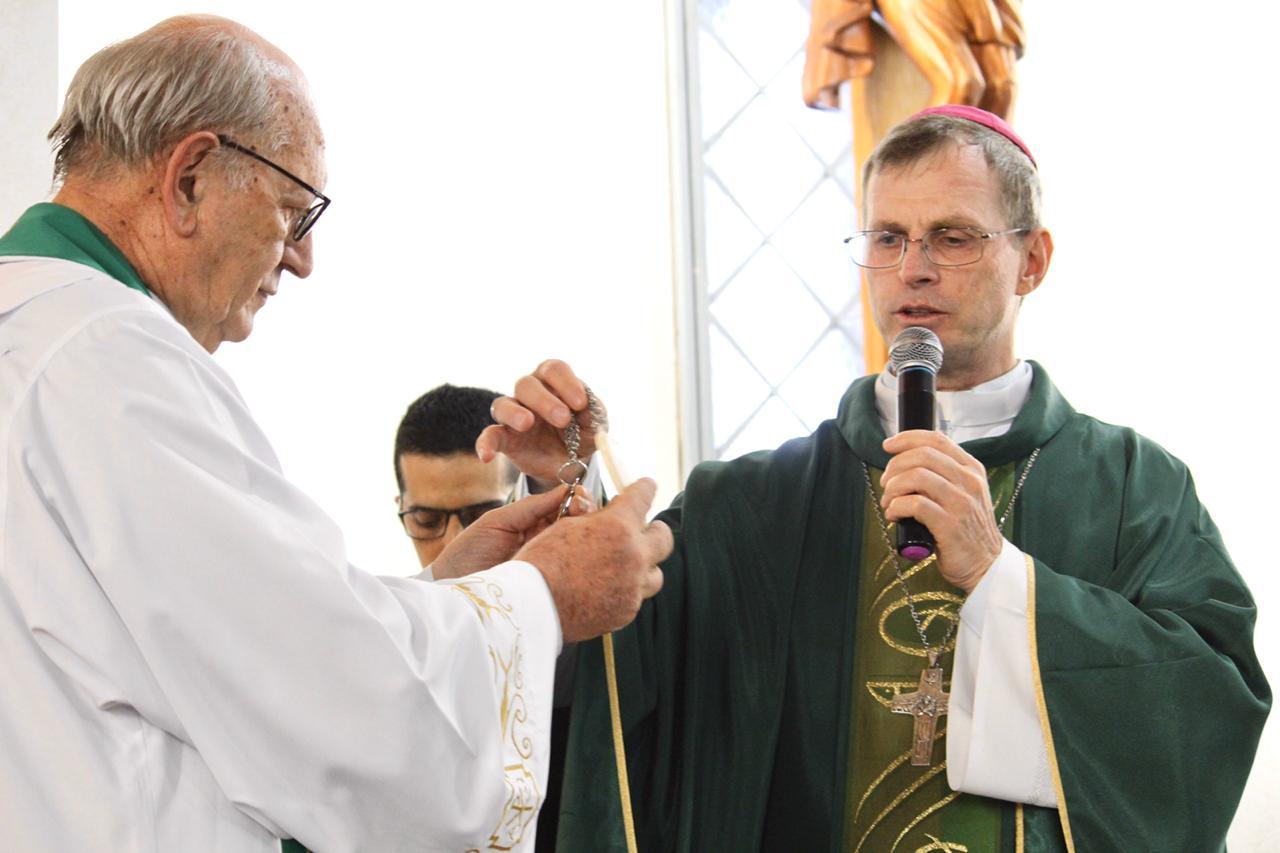 Padre Arnildo Fritzen assume como pároco na paróquia São Vicente de Paulo, em Passo Fundo