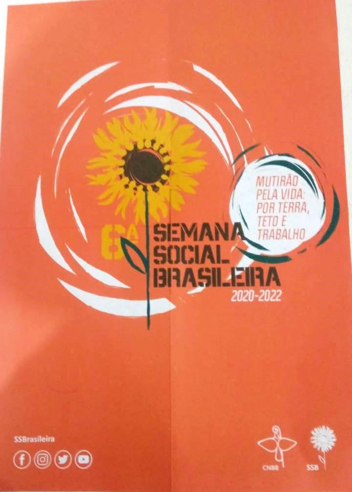 Pastoral Social da paróquia Santo Antônio, de Guaporé realiza roda de conversas da 6ª semana social brasileira