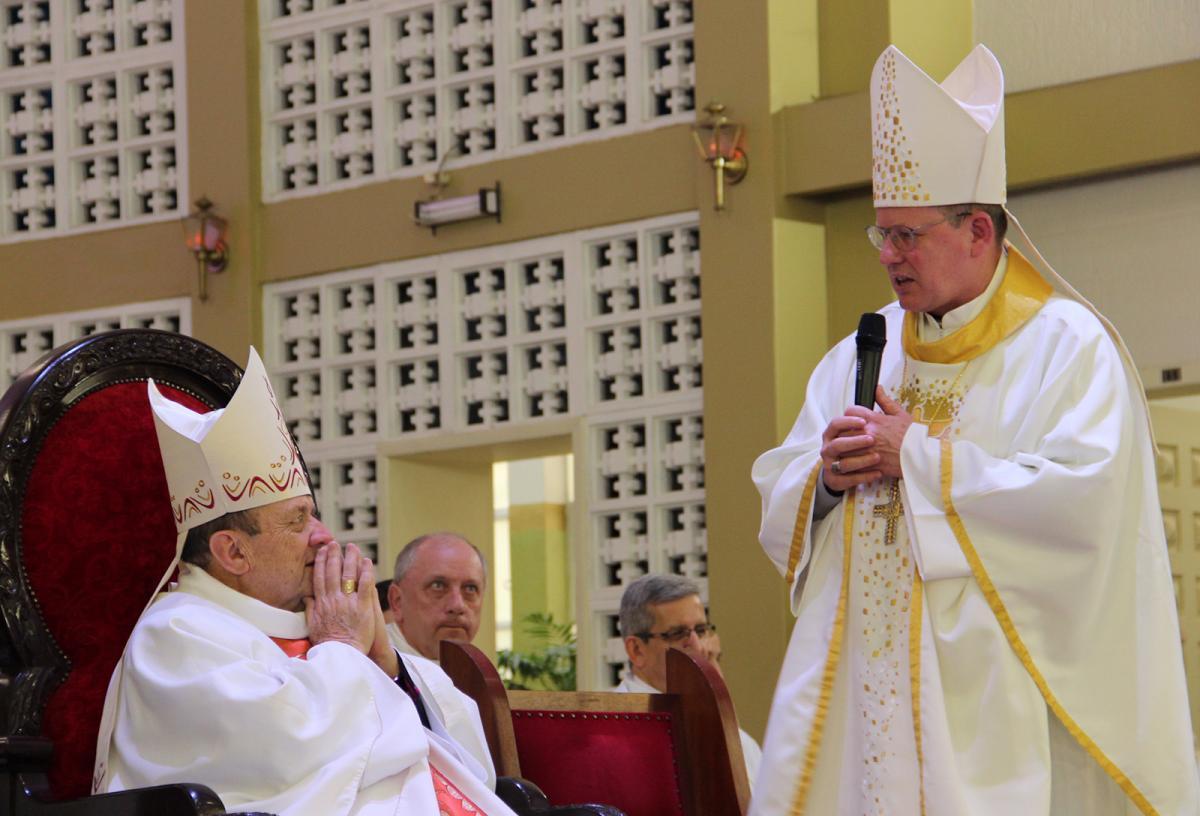 Arquidiocese de Passo Fundo acolhe oficialmente dom Paulo De Conto