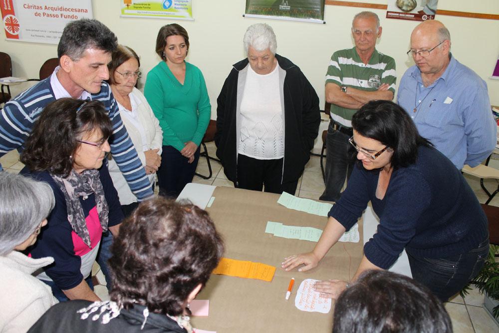 Agentes de Cáritas participam de formação da Província Eclesiástica