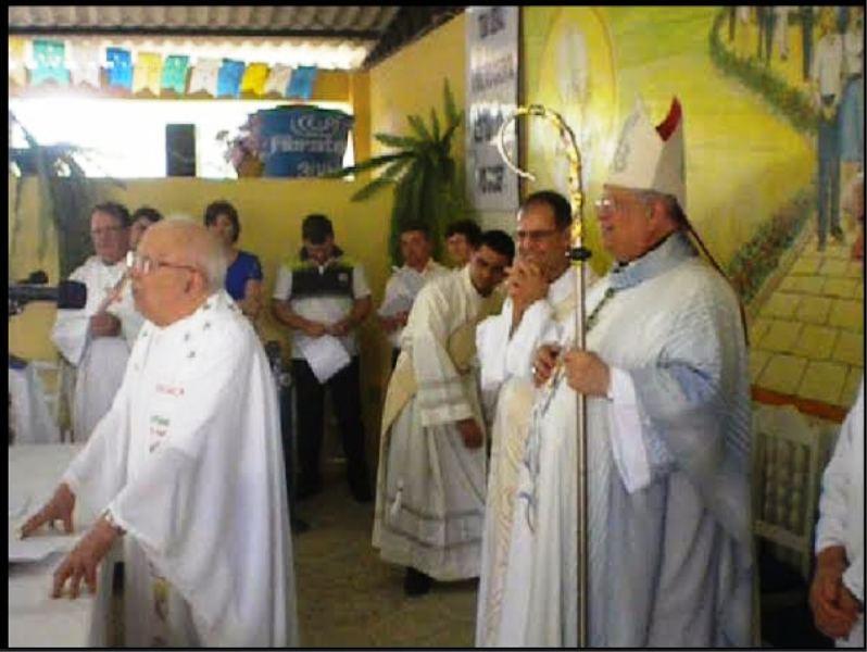 Rondinha homenageia Nossa Senhora da Saúde na 29ª Romaria
