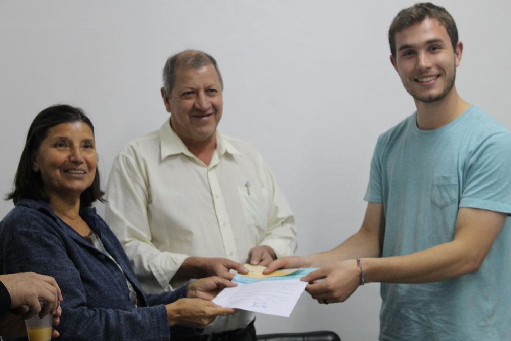 Fundo de Solidariedade repassa recursos para o projeto  Semeando e Colhendo Saúde