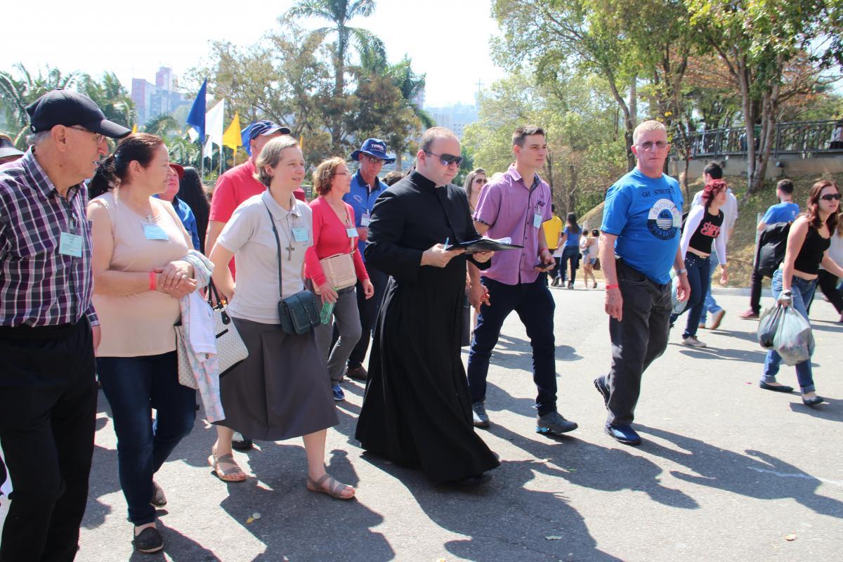 Paróquia São José, em Passo Fundo, realiza Romaria em Aparecida