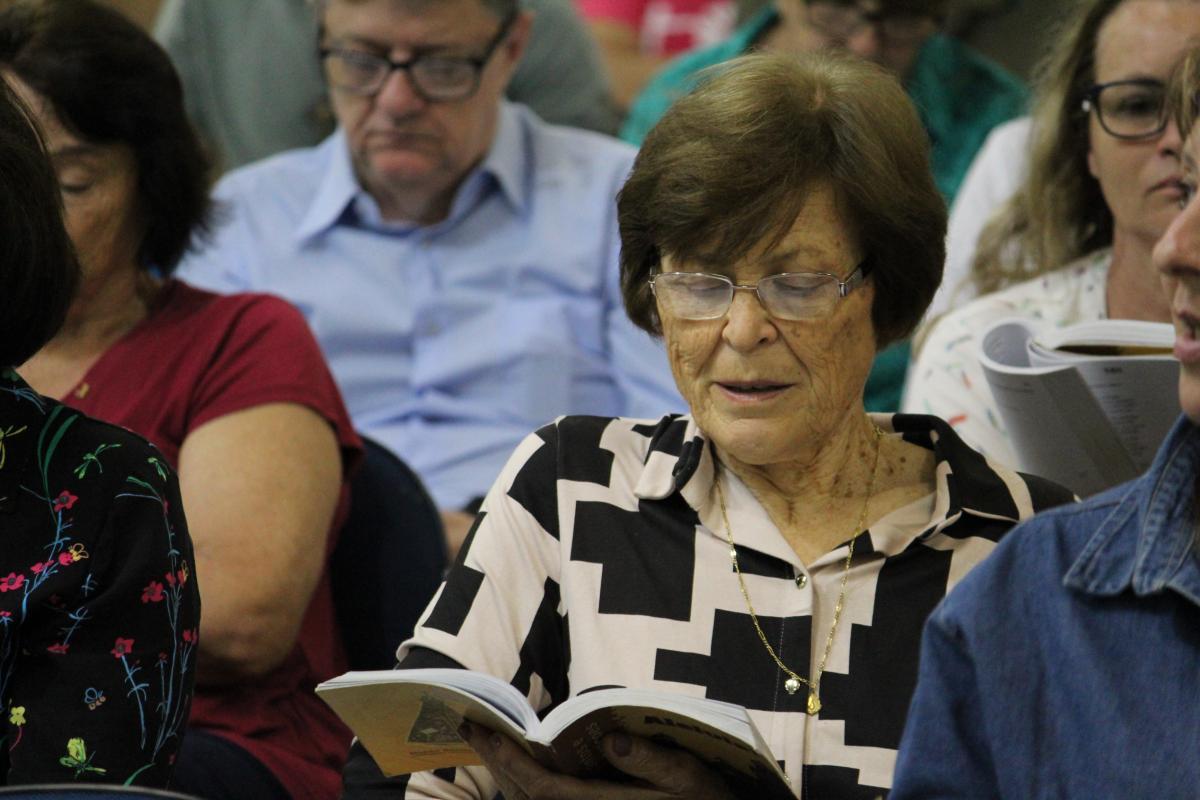 Liturgia: Encontro Arquidiocesano reúne lideranças