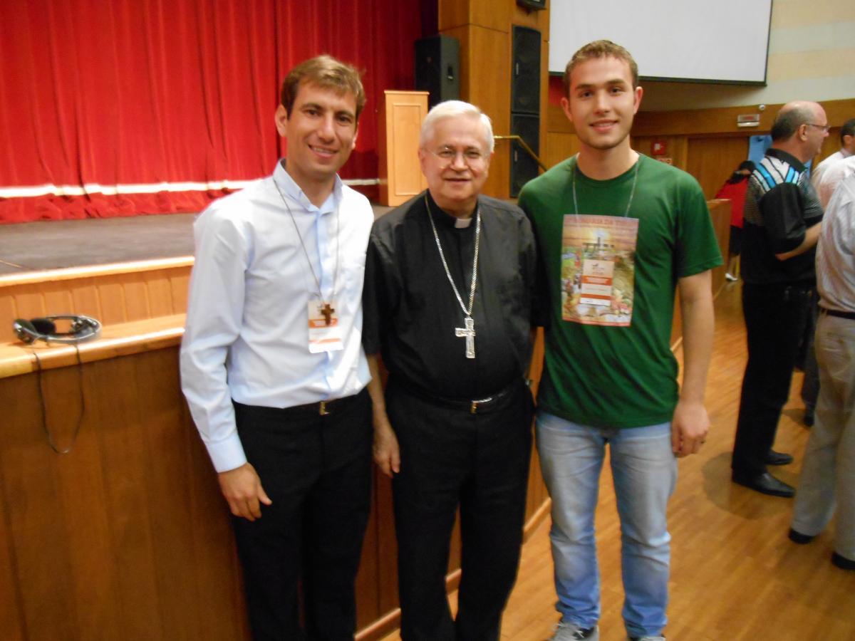 Arquidiocese participa do 1º Congresso Internacional de Doutrina Social da Igreja