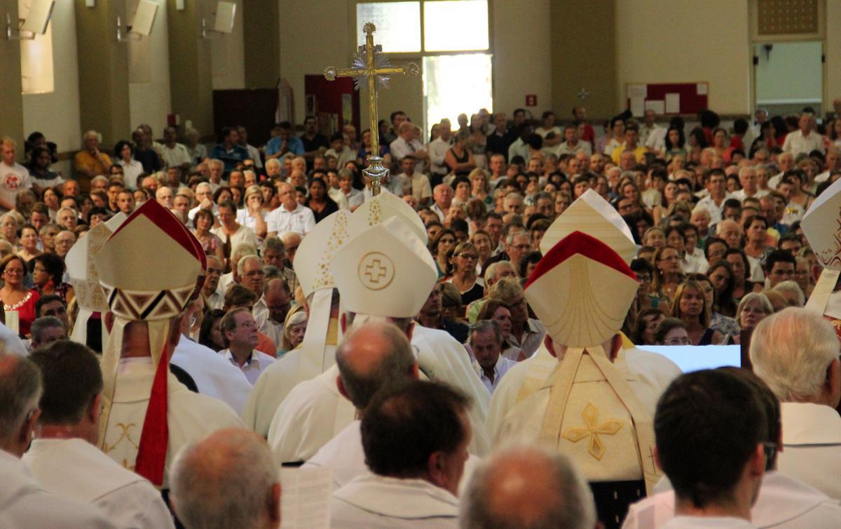 Episcopado Gaúcho celebra Posse de Dom Rodolfo Weber em Passo Fundo