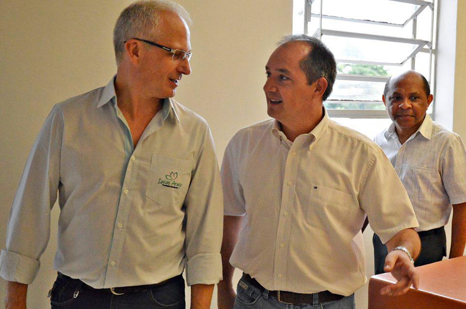 Fundação e Prefeitura assinam convênio para viabilizar creche noturna