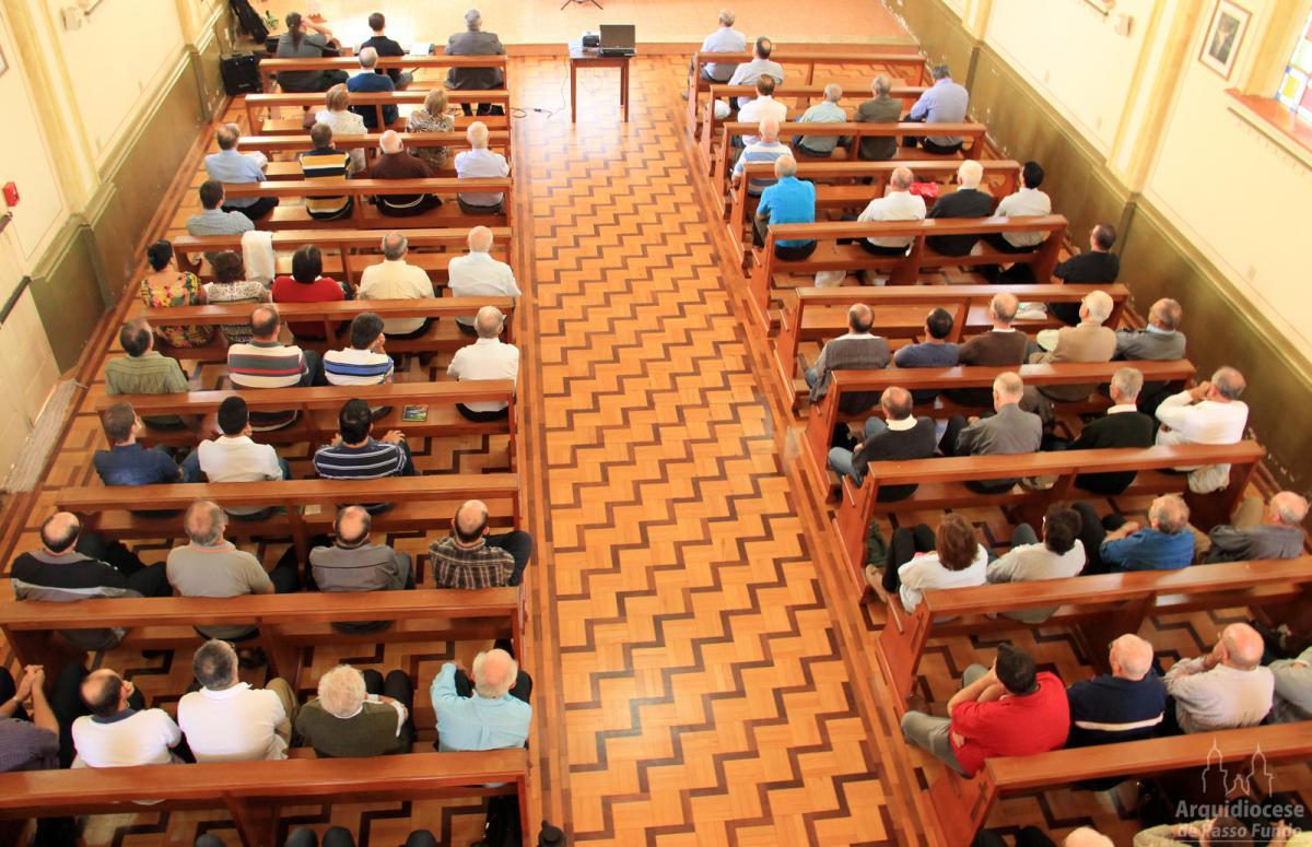 Arquidiocese celebra Unidade da Igreja e Missa dos Santos Óleos