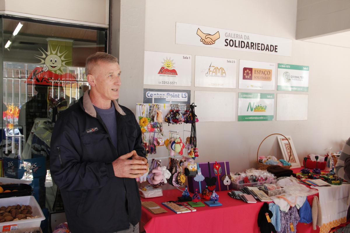 Espaço Solidário: reinauguração envolve a comunidade
