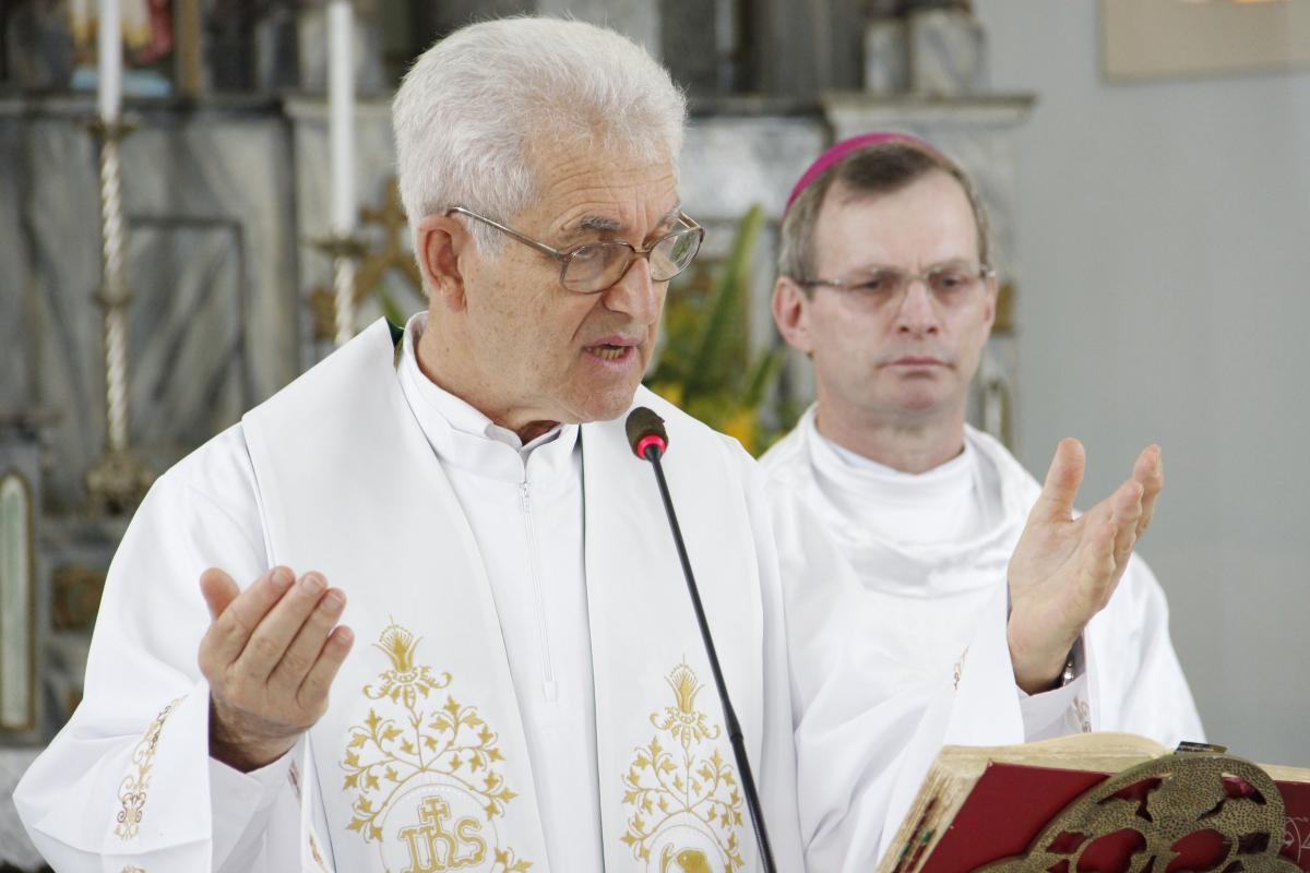 Padre Dionísio Benvegnú: 50 anos de entrega e dedicação à Igreja