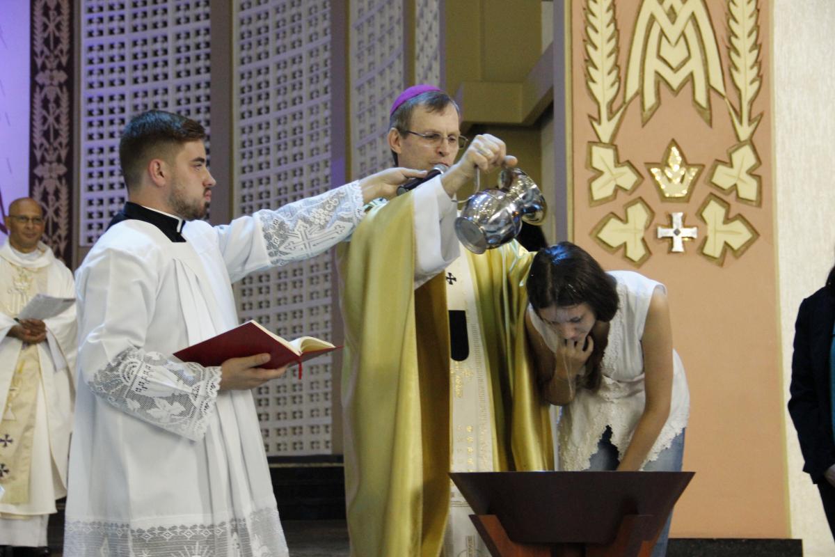 """""""Ele não está aqui"""": Arquidiocese celebra a ressurreição de Cristo"""