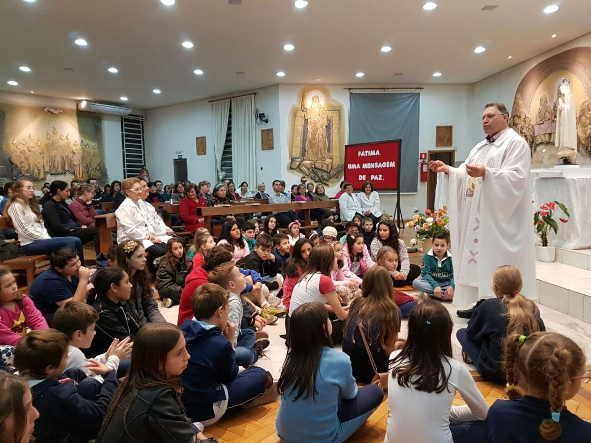 Arquidiocese celebra os cem anos da aparição de Fátima