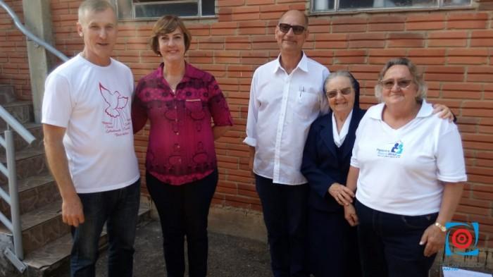 Pastoral da Pessoa Idosa se reúne em Passo Fundo