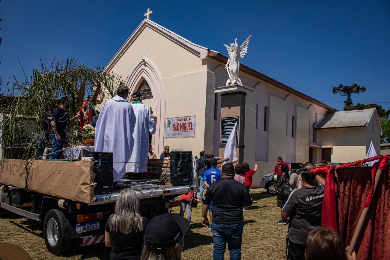 São Miguel: 150 anos caminhando conosco
