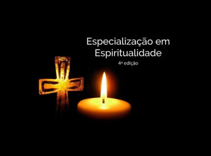 Pós-Graduação em Espiritualidade: inscrições abertas