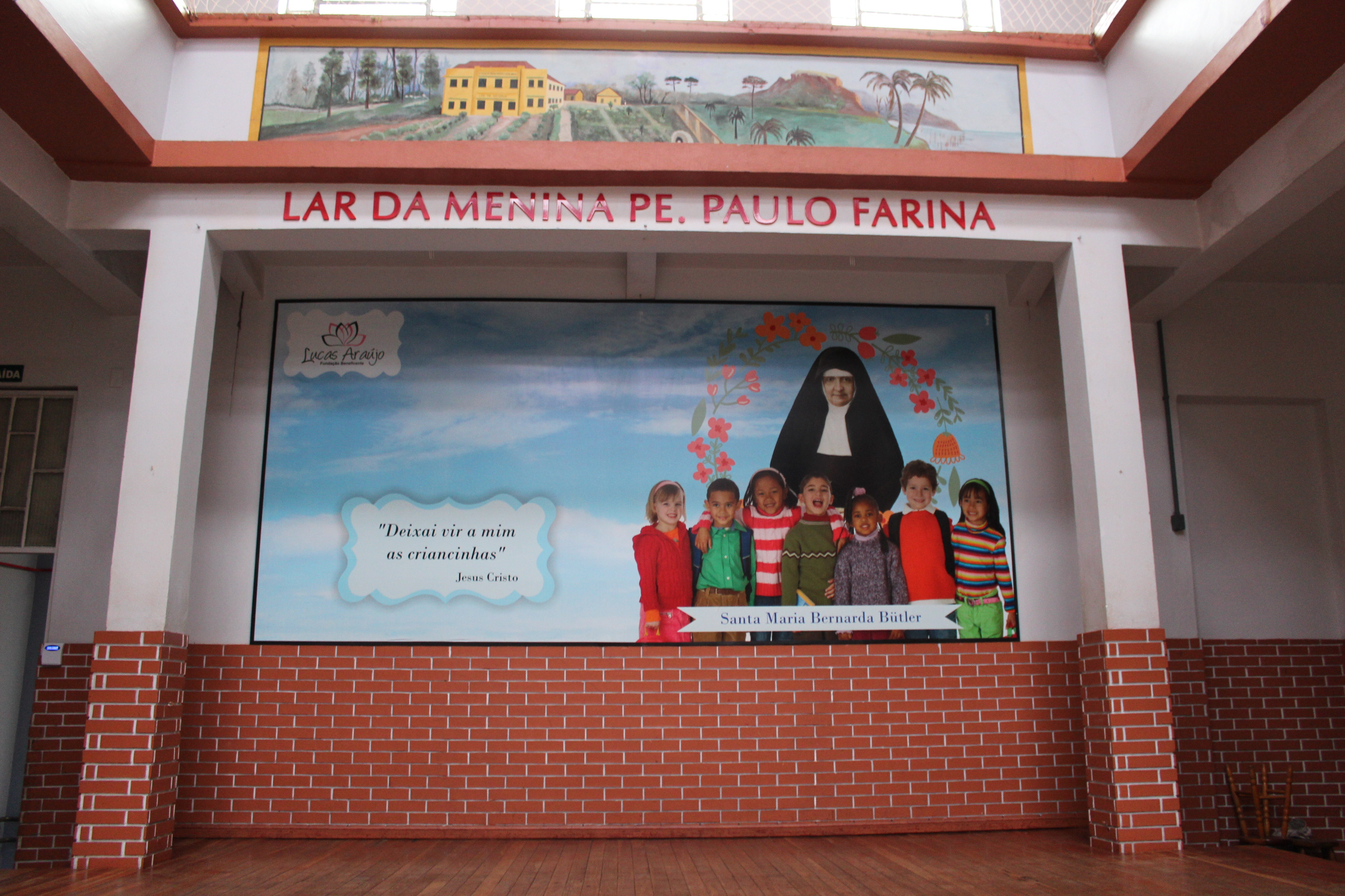Fundação Lucas Araújo: distantes, mas sempre por perto