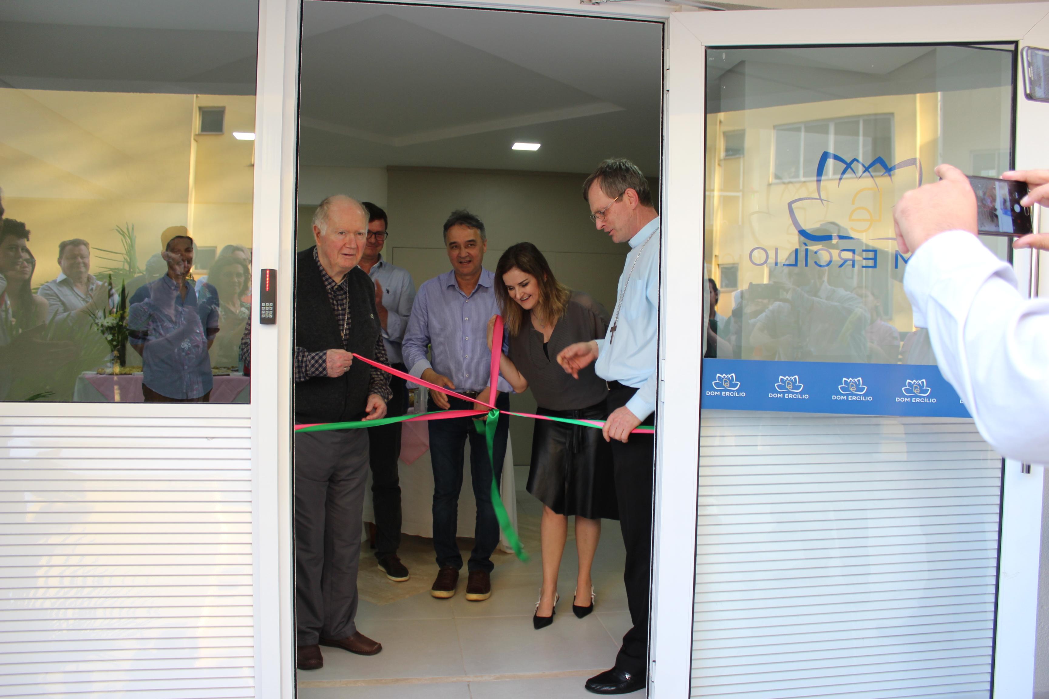 Fundação Lucas Araújo inaugura o Edifício Dom Ercílio