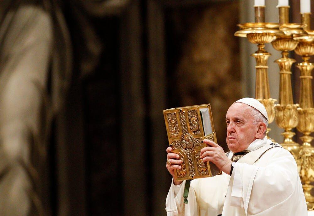 Mês da Bíblia: discurso do Papa Francisco sobre para a Federação Bíblica Católica