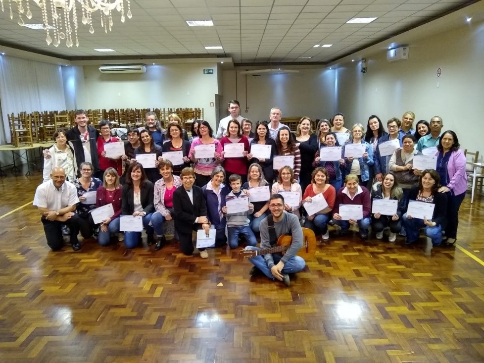 IVC: Itepa Faculdades e Área Pastoral de Passo Fundo celebram a conclusão de curso de extensão