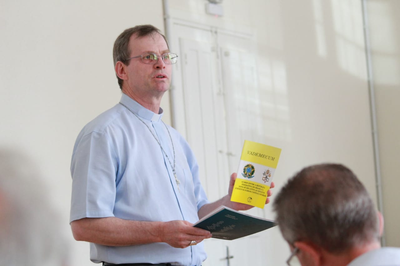 Encontro reúne o Clero da Arquidiocese de Passo Fundo