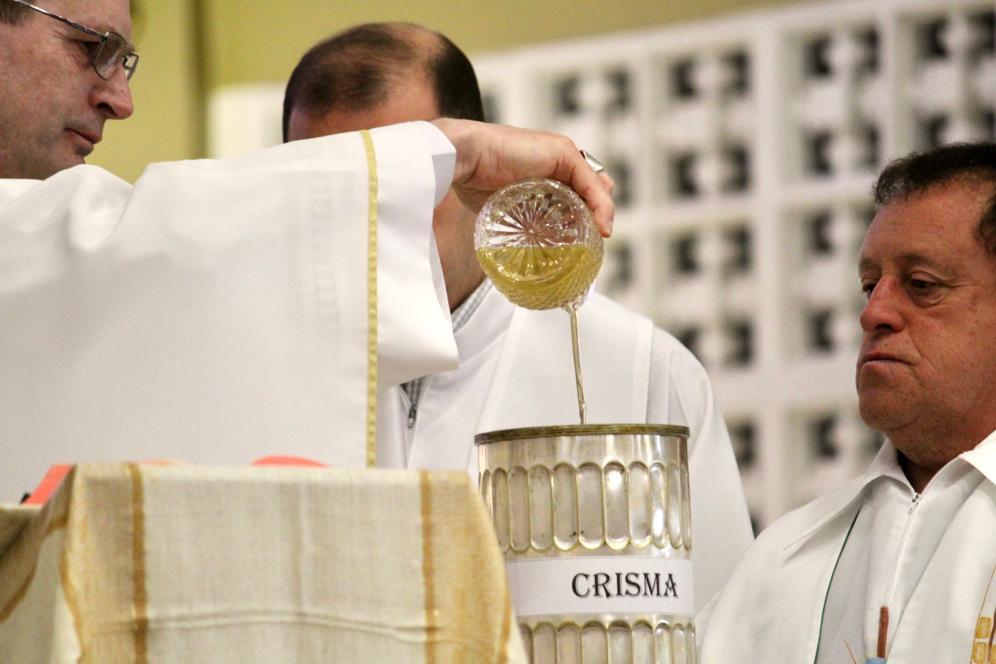 Missa do Crisma: Arquidiocese celebra a unidade da Igreja