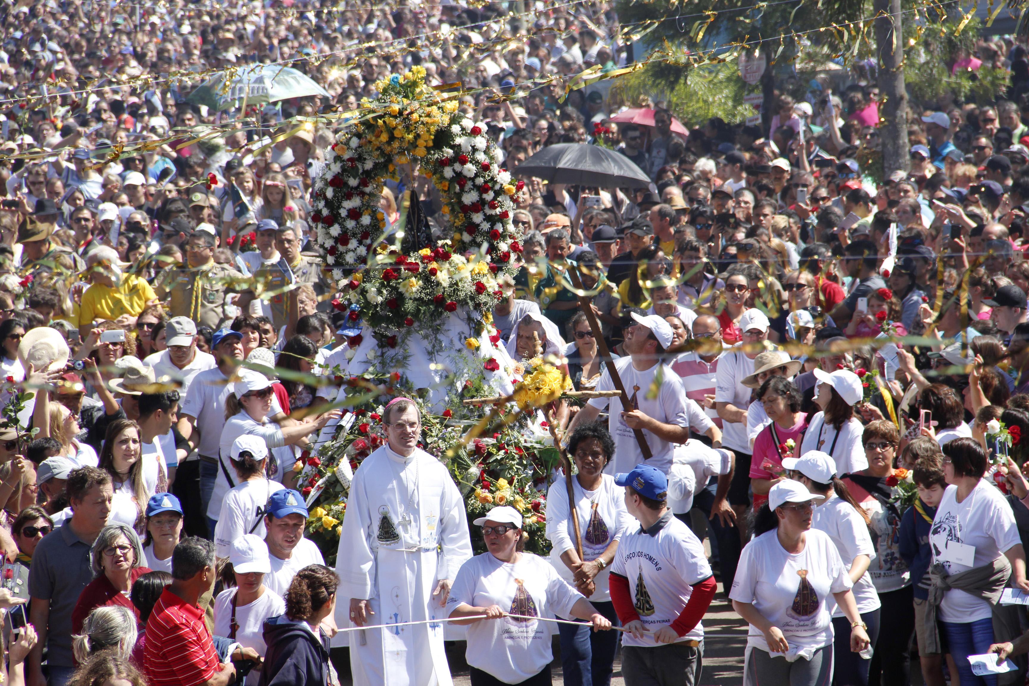39ª Romaria de Nossa Senhora Aparecida: uma reflexão sobre a missão da Igreja