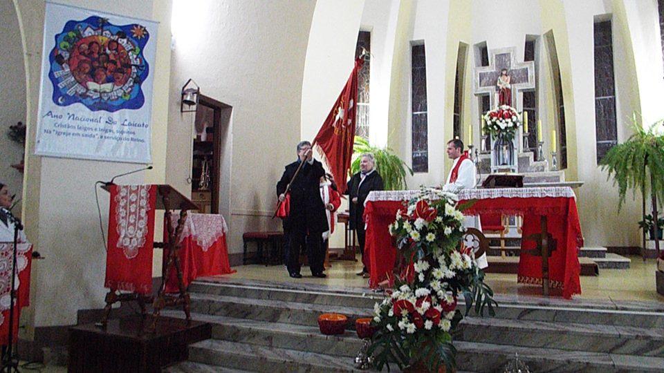 Paróquia Bom Jesus celebra a 73ª novena em honra ao Divino Espírito Santo